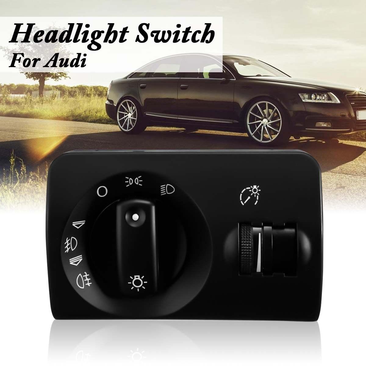 Interrupteur de phare de voiture bouton anti-brouillard contrôle 4B1941531E pour Audi A6 4B C5 AVANT S6 2002-2005