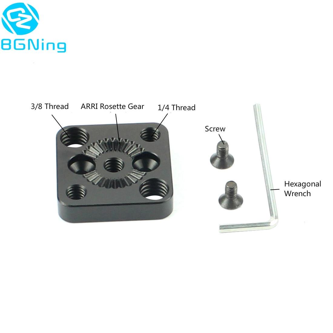 OEM Camera Mount 1//4-20 Screws 3-Pack Use for DJI Ronin-S