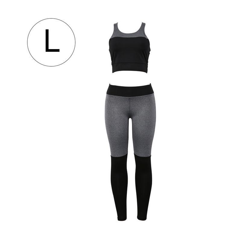 New Women's Halter Sports Suit Sets Female Solid Color Hollow Out Backless Simple Short Vest Casual Pants Milk Silk Sports Suit Price $18.20