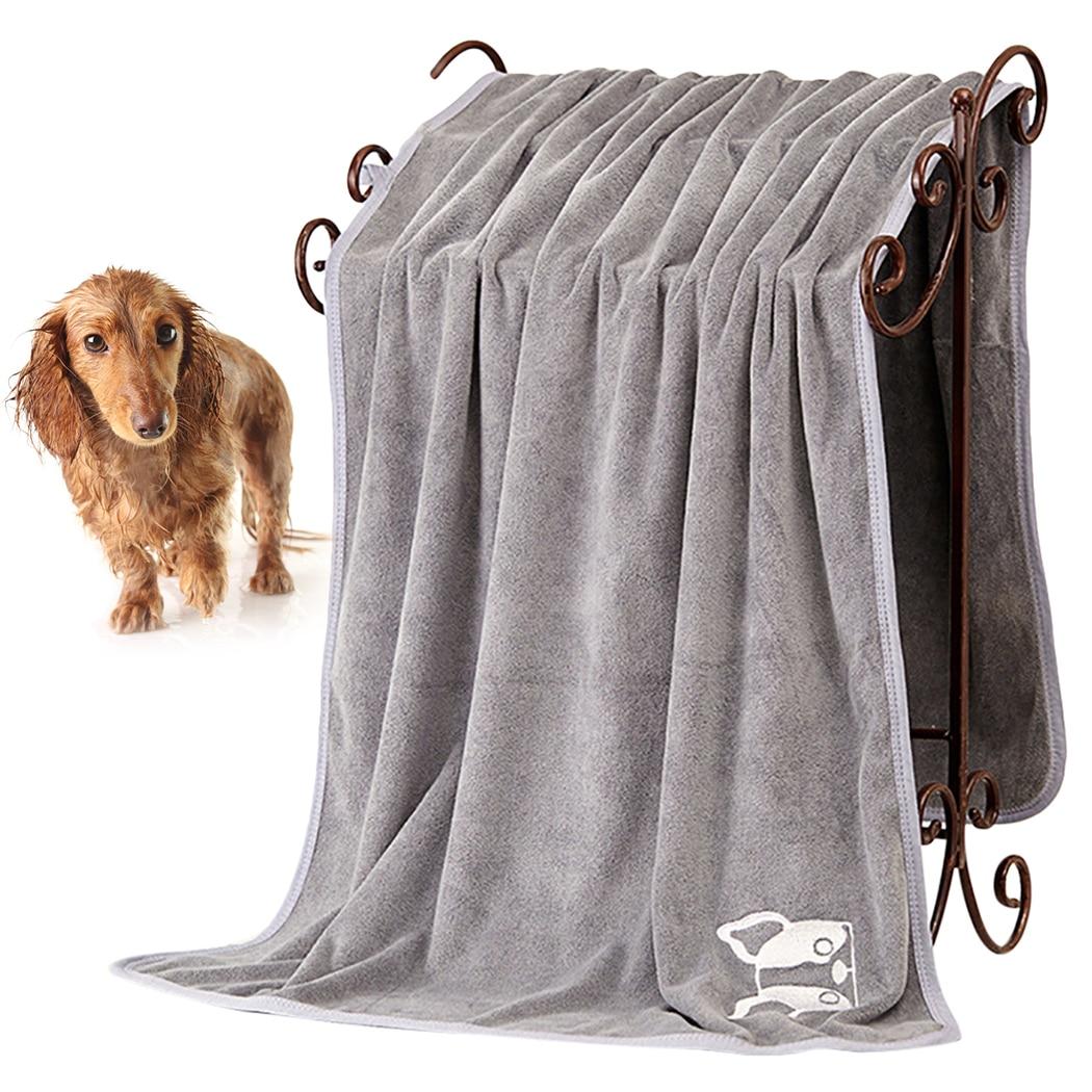 70cm * 140cm perro gato toalla para cachorro de microfibra fuerte absorción de agua toalla para mascotas cabello seco toallas para perros colchón manta 1 Uds Chaleco táctico para perros de caza arnés militar K9 arnés de entrenamiento para mascotas chaleco resistente al agua arnés de entrenamiento para perros de servicio