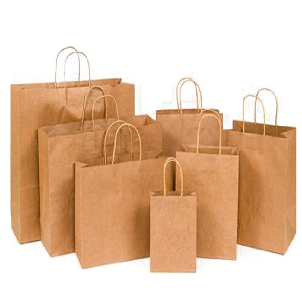 Brown Kraft Paper Ping Bags