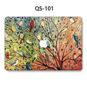 Image 4 - For Notebook MacBook Laptop Case New Sleeve For MacBook Air Pro Retina 11 12 13.3 15.4 Inch With Screen Protector Keyboard Cove