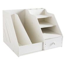 Organizatör kitap tutucu, dergi organizatörler masa düzenleyici kitap tutucu masası kırtasiye saklama organizatör tutucu Stand rafı rafı