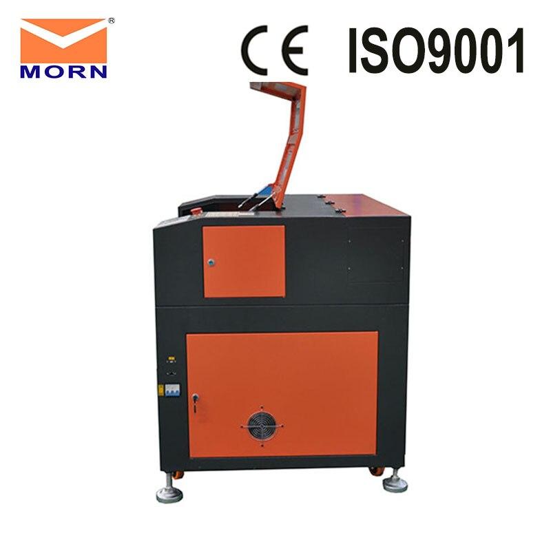 Coupeur en bois de découpeuse de Laser de CO2 de haute précision pour le panneau de commande amical de bois/MDF/acrylique