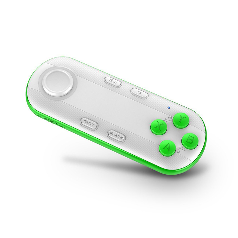 Image 5 - Wireless Bluetooth Gamepad VR Glasses Remote Android IOS Game Controller Joystick for Smartphones Pad PC Self Timer B4-in Gamepads from Consumer Electronics