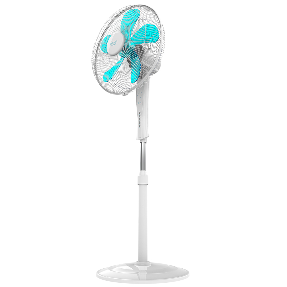Cecotec Standing Fan ForceSilence 530 Power Connected Power White
