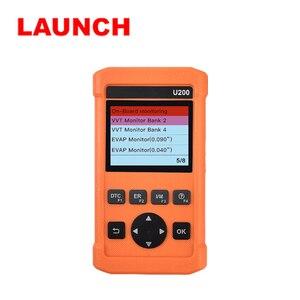 LAUNCH X431 U200 Full OBD2 Cod
