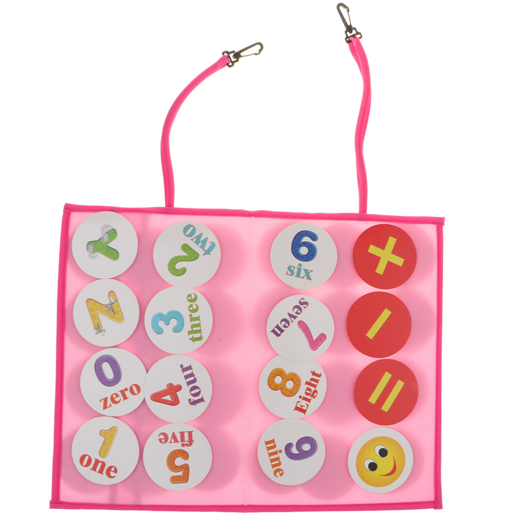 Hanging Number Alphabet Letters Board For Play House Kids Tent Swimming Pool