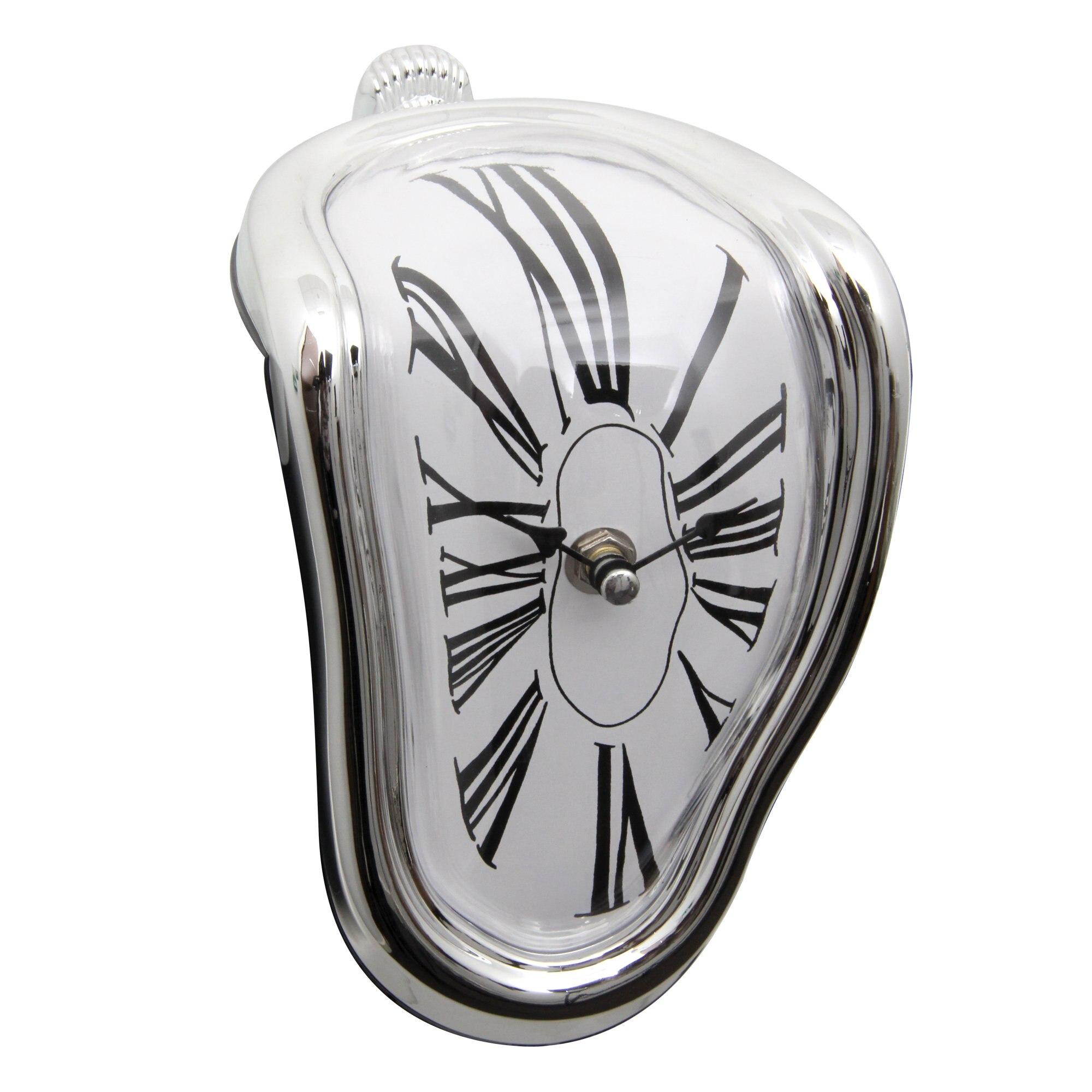Horloge fondante 1