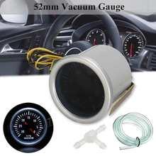 """Автомобильный """" 52 мм Универсальный светодиодный измеритель дыма 12 В"""