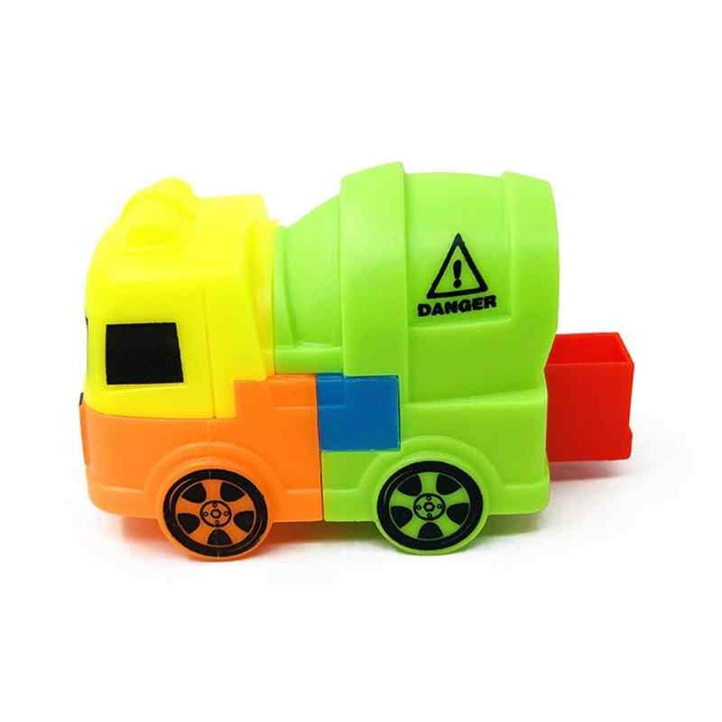 Ребенок DIY построить обучения игрушки централизации модель автомобиля для детей сборки развивающие Строительство Kit игрушки Набор Модель автомобиля игрушки