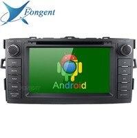 Android 9.0 Unit 2din car radio For Toyota Auris 2008 2009 2010 2011 2012 GPS Navigation DVD Bluetooth SWC Audio Car Multimedia