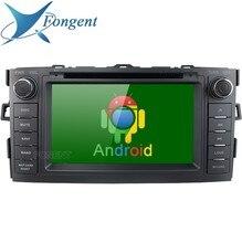 Android 9.0 Unità 2din autoradio Per Toyota Auris 2008 2009 2010 2011 2012 di Navigazione GPS DVD Bluetooth SWC Audio car Multimedia