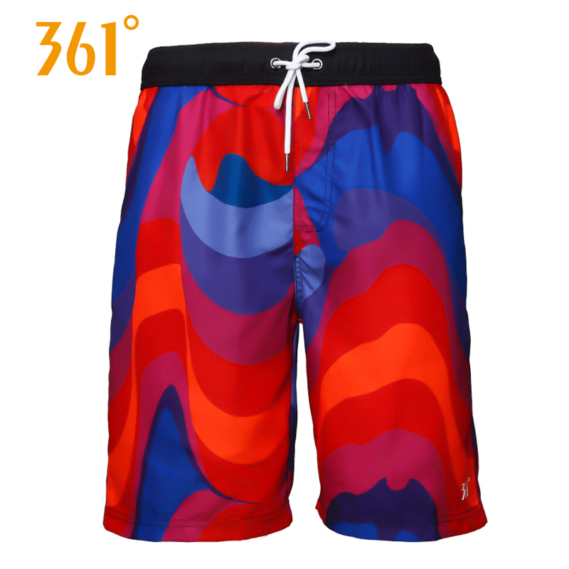 6b093696bde 361 Men Board Shorts Mnes Swimming Surfing Beach Pants Sports Quick Dry  Mens Swimming Trunks Boxer Swim suit Male Swim Wear