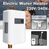 3400 W Elektrische Tankless Instant Boiler Douche Badkamer Keuken Gebruik Instant Boiler Systeem Universele-in Elektrische Boiler van Huishoudelijk Apparatuur op