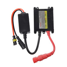 Slim 35W HID Xenon Ballast Conversion Replacement H1 H3 H3C H7 H11 H13 3300 lumens(China)