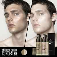 XY Fancy Men BB Cream Face Cream Skin Color Natural Whitening Effective Care Sunscreen Skin Care Face Foundation Base Makeup