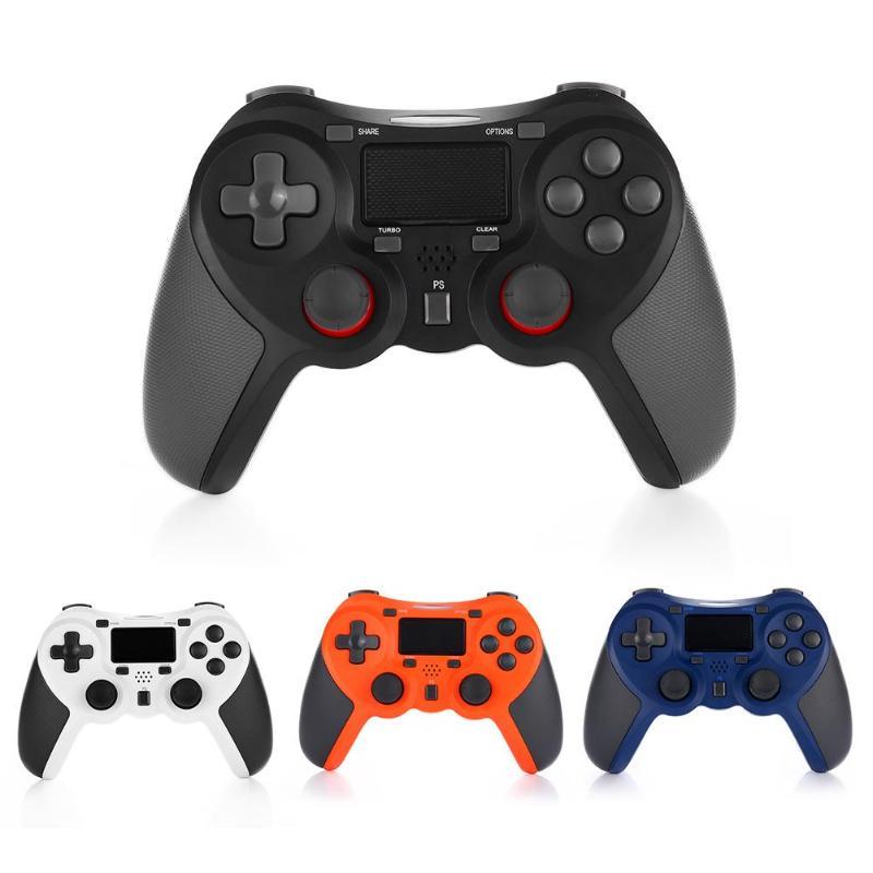 Manette Bluetooth sans fil manette de jeu manette Joypad manettes pour PlayStation 4 PS4