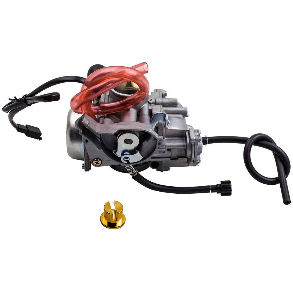 Top vente carburateur pour arctique Cat ATV 2011 ATV 350 CR CAT GREEN 366 400 carburateur Carb 0470-737 0470-843