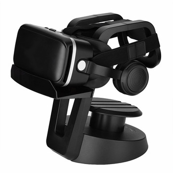 Cliate Universal VR Headset Holder Cable Organizer Stand Holder Display Mount For PS4 PSVR  Rift for HTC Vive Helmet 1