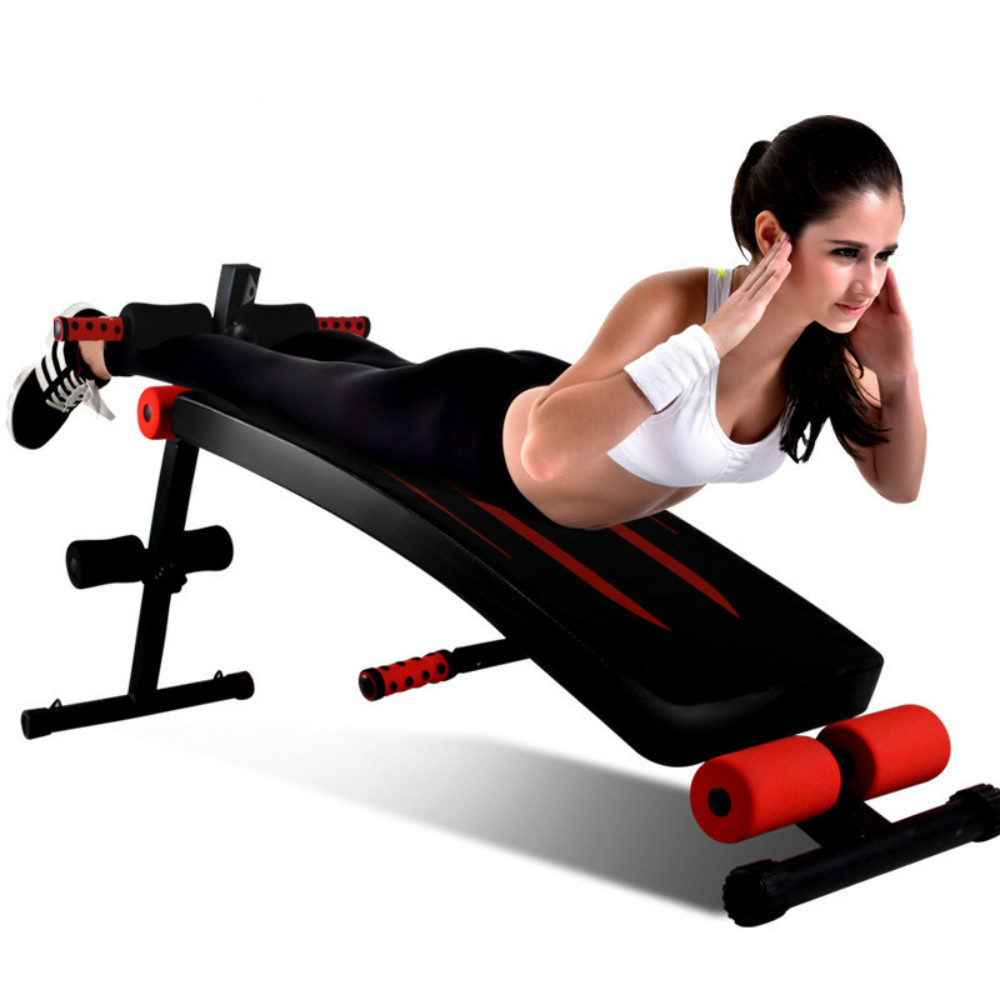 Home multi-functional fitness equipment sit-ups exercise abdominal board abdominales maquina machines for fitnes JSQX102