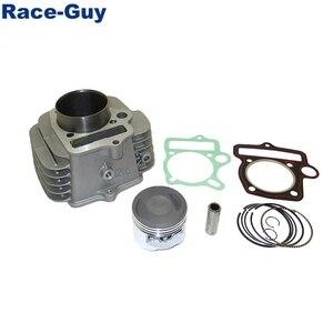 Image 3 - Yx140 cilindro do motor 56mm, junta de pistão para yx 140cc pit, dirt bike, óleo, refrigerado, motor › 150cc