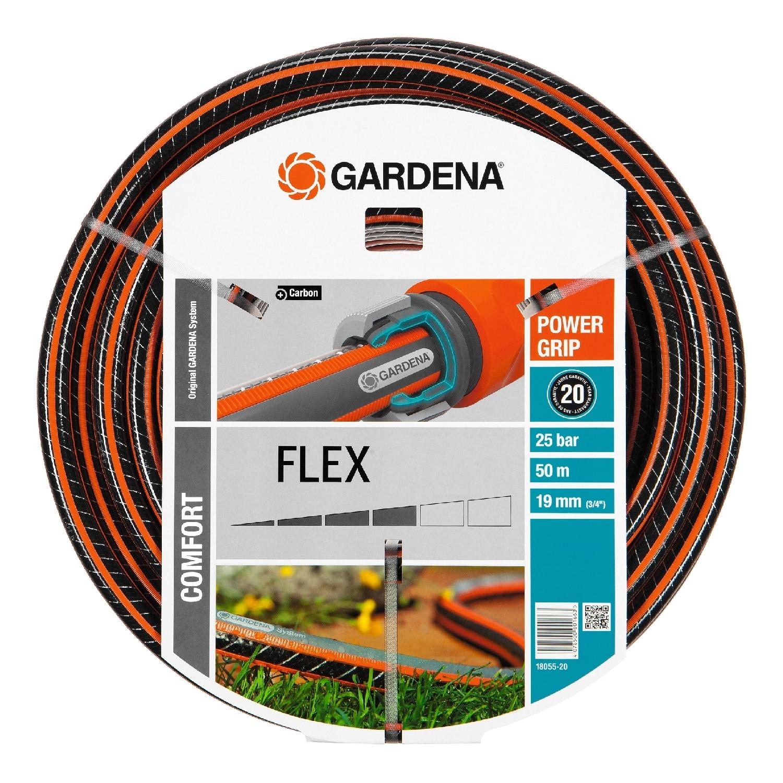 Фото - Garden hose GARDENA 18055-20.000.00 garden water connector gardena 2791 20