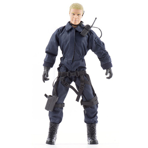 Image 5 - 30cm 1:6 Outdoor Combatant Model Toy Joint Movable Military Model Action Figures Toy  with High Degree of Reduction