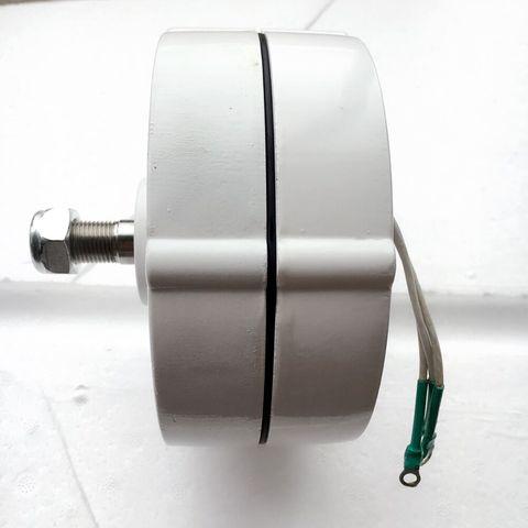 fase 3 12 v 24vac 200 watts ac alternador sincrono de ima permanente para diy