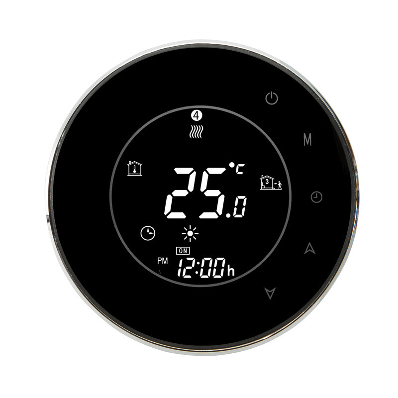 Thermostat WiFI Smart Digital Thermostat Touc h Screen Room Heating Programmable Thermostat Room Temperature Controller
