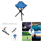New Portable Tripod Stool Folding Chair with Carrying Case Outdoor Camping Hunting Picnic Lightweight 3 Legs Tripod Stool Seat