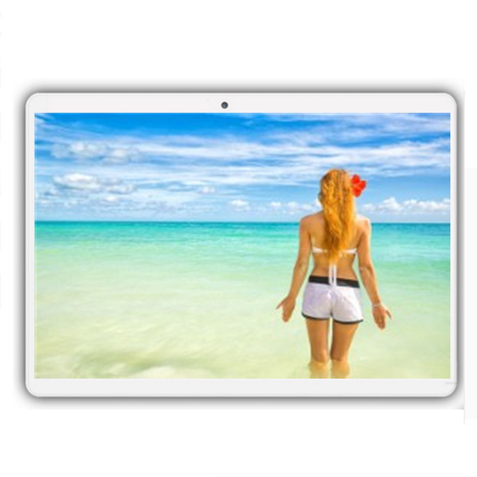 KUHENGAO Original!!! Free Shipping Android 7.0 10 Inch Tablets Pc 8 Core 32/64GB ROM IPS 4G MT6753 Tablet