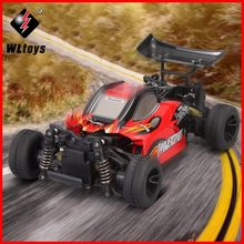 WLtoys A202 A212 1/24 2.4G Elektrische Geborsteld 4WD RTR RC Auto Off-road Buggy RTR ZLRC(China)