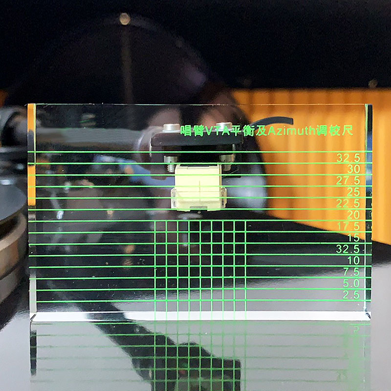 Tragbares Audio & Video Lp Vinyl Record Player Mess Phono Tonarm Lp Azimut Vta/patrone Herrscher Vta Balance Von Der Gesang Arm Unterhaltungselektronik
