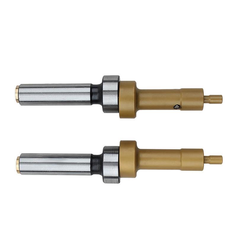 Ce-420 10*4 Mm Hoge Precisie Cnc Stok Goud Titanium-plated Niet-magnetische Bar Kantentaster