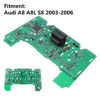 202171408440 1732114632010 E380 2G MMI мультимедиа Интерфейс Управление Керамическая Настольная лампа для Audi A8 A8L S8 2003 2006