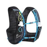 Marathon Cross Country Backpack Cycling Shoulder Vest Bag Running Hydration Vest Adjustable/disassembled Chest Strap