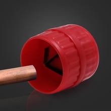 Режущая Трубная развертка ручной инструмент универсальный ПВХ медная трубка очистка легкая полировка лезвия сантехника жесткий внутренний внешний
