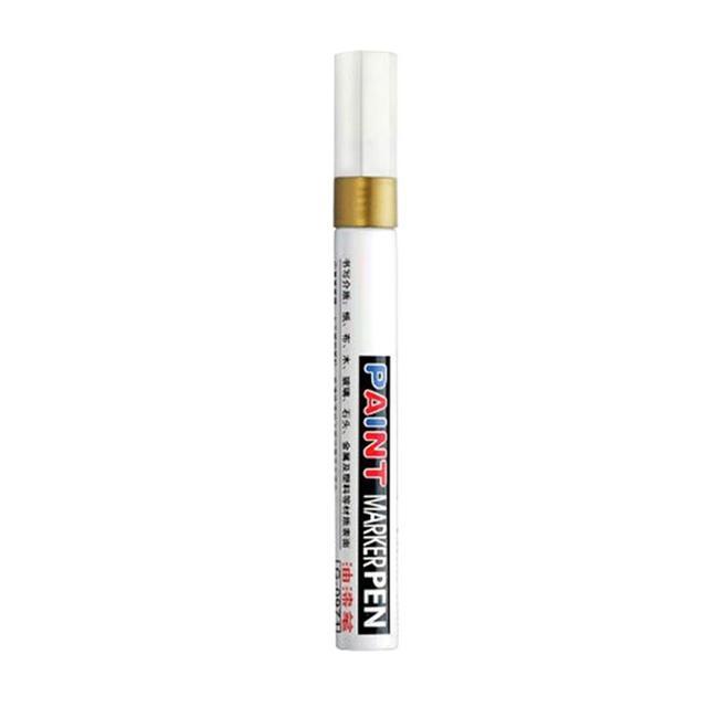 Лидер продаж, 1 шт., водонепроницаемая профессиональная ручка для краски в автомобиле, ручка для рисования граффити, ручка для рисования в шинах, ручка для граффити, Прямая поставка