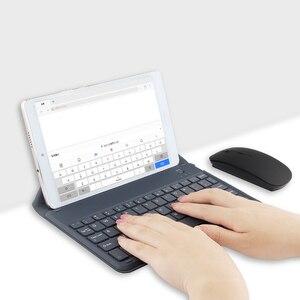 Bluetooth клавиатура для Huawei MediaPad M5 Lite T5 10 10,1 BAH2 AGS2-L09 W19 W09 DL-AL09 W09 планшетный ПК Беспроводная Клавиатура Чехол