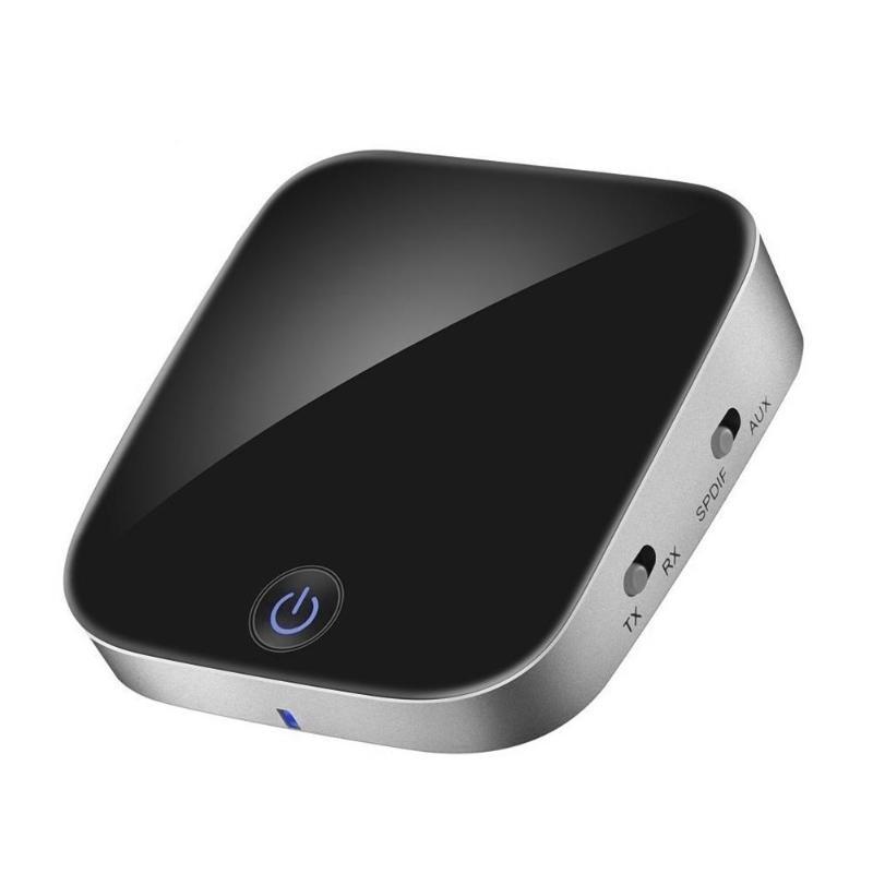 Tragbares Audio & Video Unterhaltungselektronik 2 In 1 Bluetooth Sender Empfänger Audio Adapter W/optische Toslink Spdif Und Ein Langes Leben Haben.