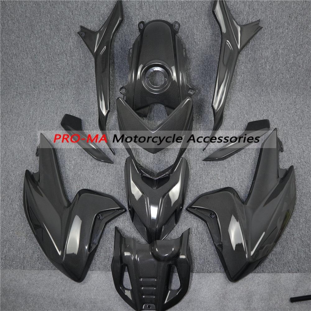 For Ducati Hyperstrada, Hypermotard SP 821 939 Combination Fairing
