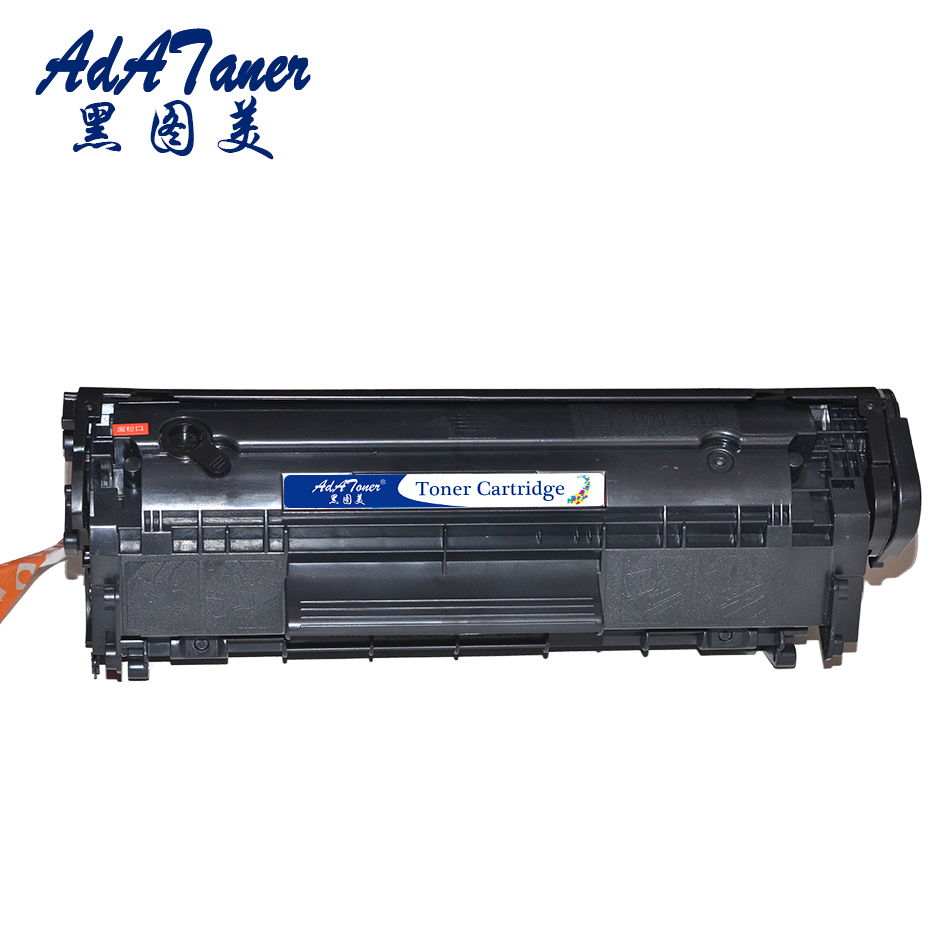 1X Q2612A 12A Compatible Toner Cartridge Replacement for HP