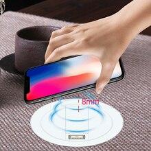 ฝัง Desktop Fast Wireless Charger เฟอร์นิเจอร์โต๊ะทำงานติดตั้ง fast Charging Embedded สำหรับ IPhone X XS Max Samsung S9 8