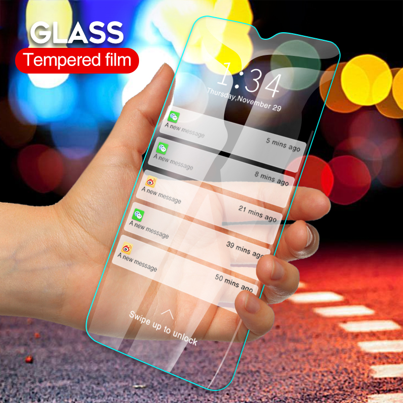 9H Clear HD Tempered Glass For Doogee X11 S90 Y8 6.1'' Y7 Y6 T6 BL5000 X30 X20 L S60 Screen Protector Premium Film Cover Case(China)