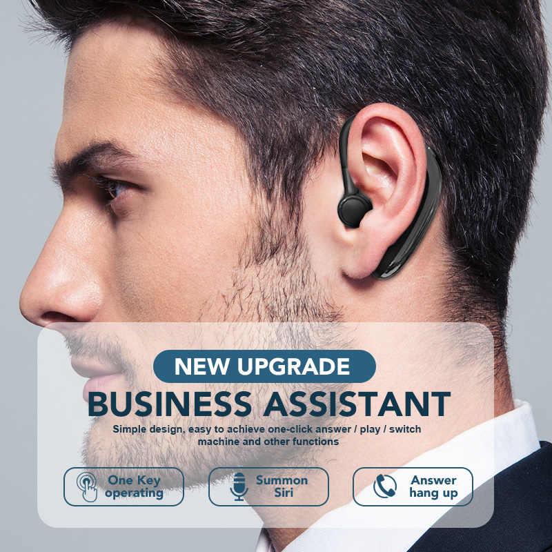 H500 Bluetooth V5.0 привод наушники беспроводной крючок дизайн удобный мобильный телефон чередование вкладыши для левого/правого уха гарнитура