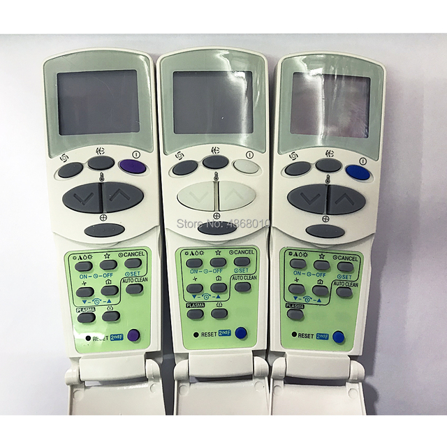 Universal Ersatz AC Fernbedienung 6711A90032N 6711A90032Y 6711A90032L für LG 6711A90032 Klimaanlage Fernbedienung