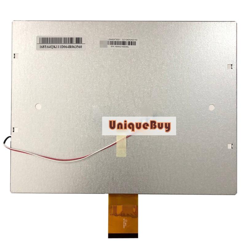 Pour AUO A104SN03 V1 10.4 pouces 800*600 écran LCD panneau d'affichage 60 broches