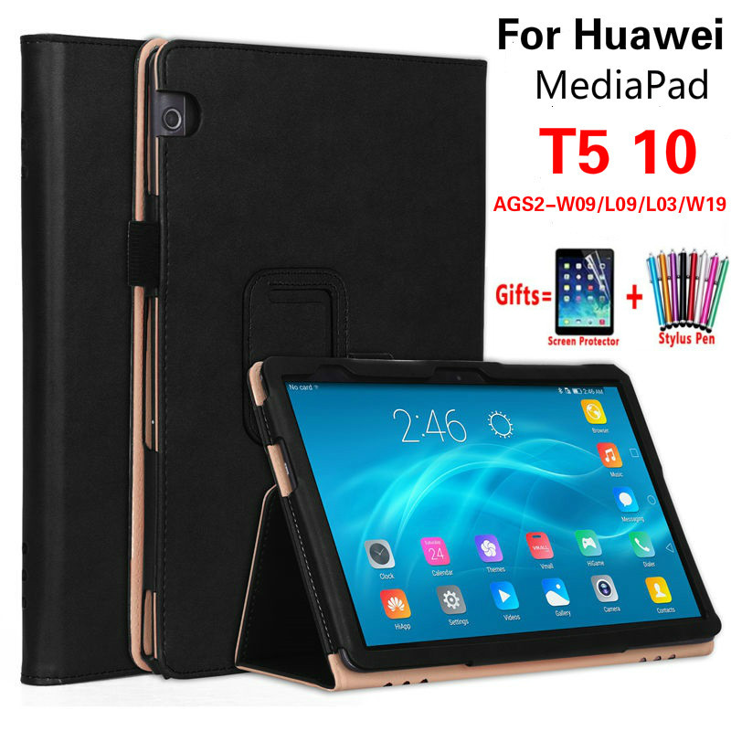Case For Huawei Mediapad T5 10 AGS2-W09 AGS2-L09 AGS2-L03 AGS2-W19 10.1