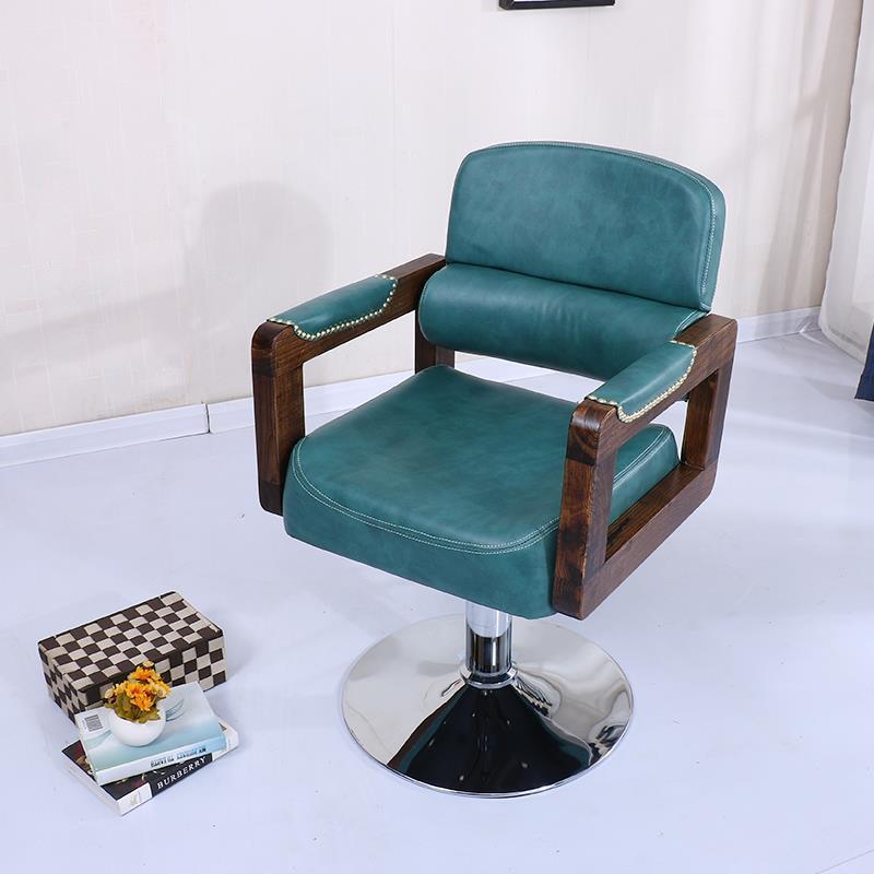 Image 5 - Sedie Cabeleireiro Stoel Cadeira De Barbeiro Stoelen Nail Furniture Kappersstoelen Silla Barbershop Salon Barbearia Barber Chair-in Barber Chairs from Furniture